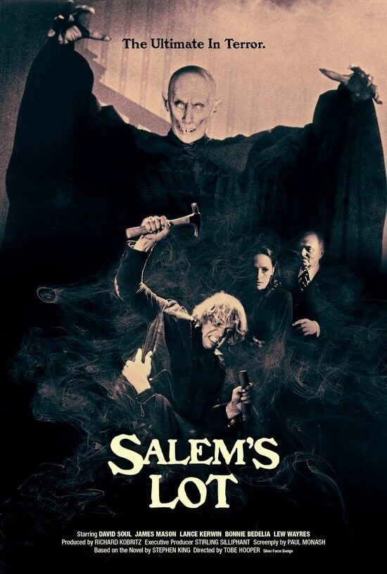 《撒冷镇》电影海报
