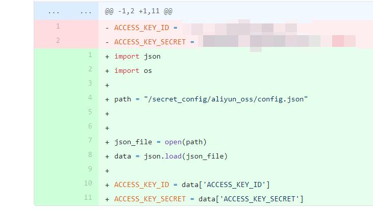 GitHub 代码历史